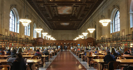 New York Public Library oktober 2016 | Librarysoul | Scoop.it