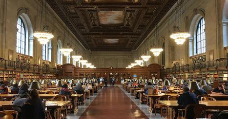 New York Public Library oktober 2016 | Librarysoul | Scoop.it