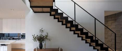 Quel type d'escalier convient le mieux pour ma maison ?   Immobilier   Scoop.it
