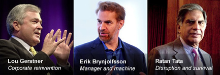 Manager and machine: The new leadership equation | Martin Dewhurst and Paul Willmott | Entretiens Professionnels | Scoop.it