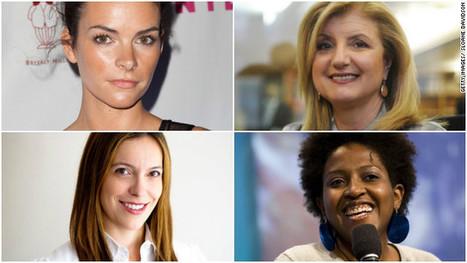 women on Twitter who will inspire - CNN International | Blogs About Google+ , Google, Twitter , LinkedIn, FaceBook, Skype | Scoop.it