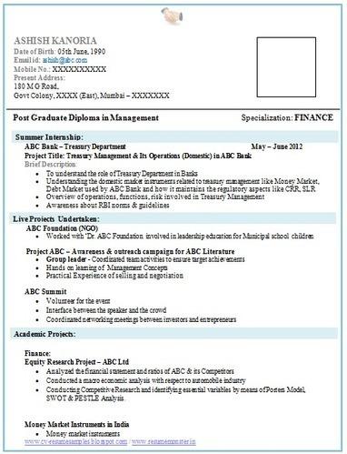 mba finance resume sample sample lvn resume by drafter resume