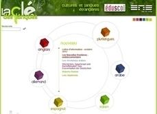 La Clé des langues : portail d'apprentissage des langues étrangères > Produits | Thot Cursus | TIC et Langues | Scoop.it