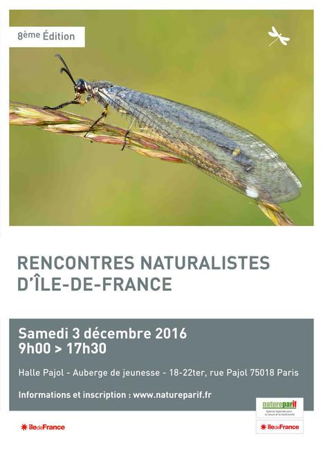 natureparif rencontres naturalistes)