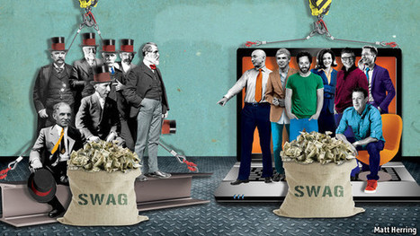 Robber barons and silicon sultans | Mrs. Watson's World History | Scoop.it