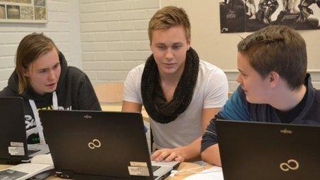Tiedonhakua, pelimäisyyttä ja itsenäistä otetta | Oppiminen | yle.fi | Tablet opetuksessa | Scoop.it