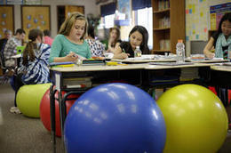 Physical activity at school might boost grades, study shows - Deseret News | Nutrition & Wellness | Scoop.it