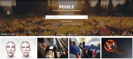 Des centaines de photos en haute définition pour vos sites, Unsplash et Pexels   Blogs   Scoop.it