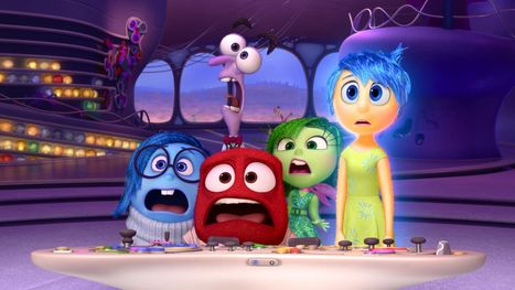 """Empathy and social skills: Everyone Should Be Required to See """"Inside Out"""" 