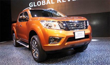 Mức giá Nissan Navara NP300 từ 645 triệu đồng | deptrai | Scoop.it