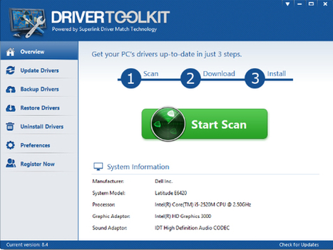 Driver Toolkit 8.5 Crack With License key 2016   Driver Toolkit 8.5 Crack   Scoop.it