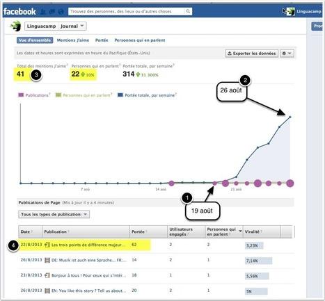 FR: LinguaCamp sur Facebook - ça monte - Merci à nos fans ! DE: Wie wächst LinguaCamp auf Facebook? | LinguaCamp | Scoop.it