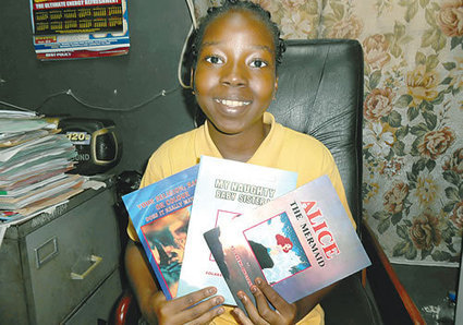 Through literature, 11-year-old writer preaches equality in Nigeria | Reading discovery | Scoop.it