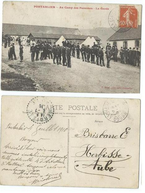 CARTE POSTALE 1910 - Le blog de karineandco.over-blog.fr | K Vidal | Scoop.it