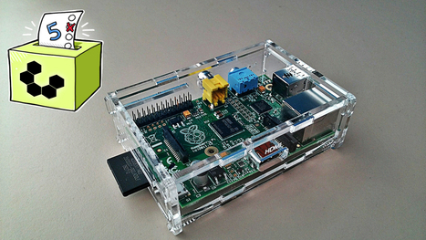 Five Best Raspberry Pi Cases | News in education study | Scoop.it