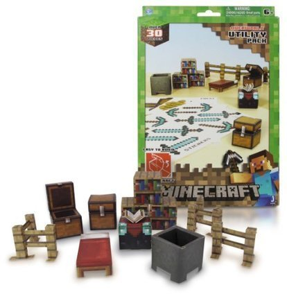 Papercraft In Best Toys For Kids Scoopit - Minecraft piston hauser