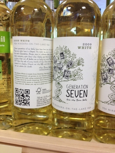 Wellman Wilson Consulting | Social Media Strategy Consultants - Strategy, Coaching, Workshops, Training - The Media Mesh - Case Study: QR Codes and the wineindustry | Using QR Codes | Scoop.it