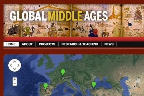 Global Middle Ages Project launches website - Medievalists.net | Instruction | Scoop.it