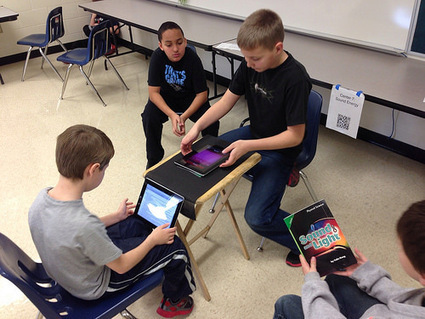 Moving at the Speed of Creativity | Lessons Learned With Elementary STEM Centers | Technology | Scoop.it
