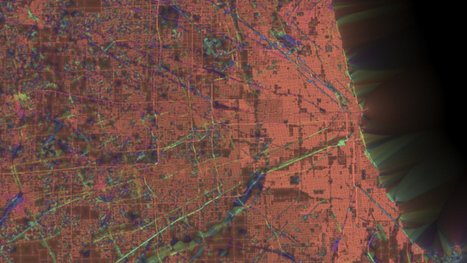 On The Grid: City Maps Colorized By Street Orientation | Asset Management Engineering | Scoop.it