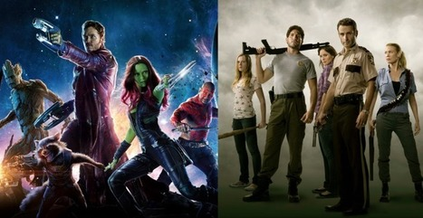 Keys to Comic Book Adaptations: 'Guardians of the Galaxy' & 'The Walking Dead' | Transmedia: Storytelling for the Digital Age | Scoop.it