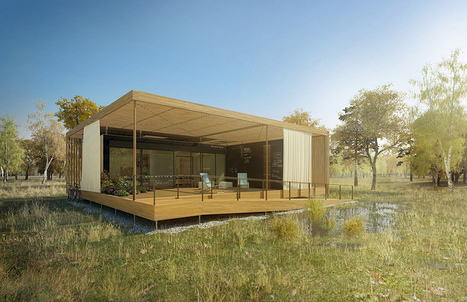 Going Green at the Great Park: Solar Decathlon 2013 | sustainable architecture | Scoop.it