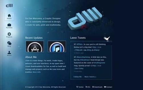 Screenshot of designmodo.com