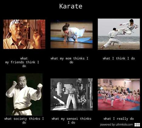 Karate | What I really do | Scoop.it