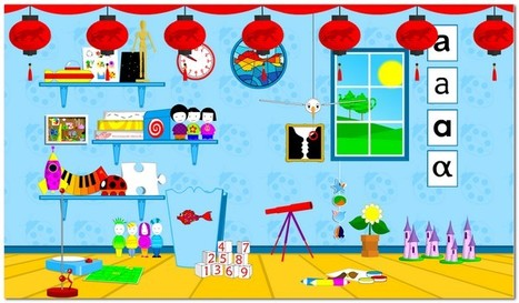 No Words Needed - Interactive Games for Kids | Using iPads with Interactive Smartboards | Scoop.it