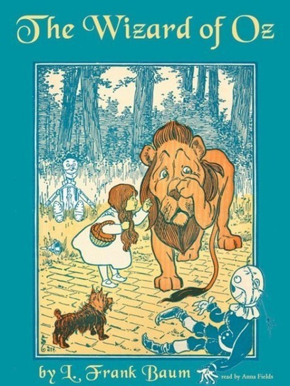 The Complete Wizard of Oz Series, Available as Free eBooks and Free Audio Books | Ebooks and the School Libraries | Scoop.it