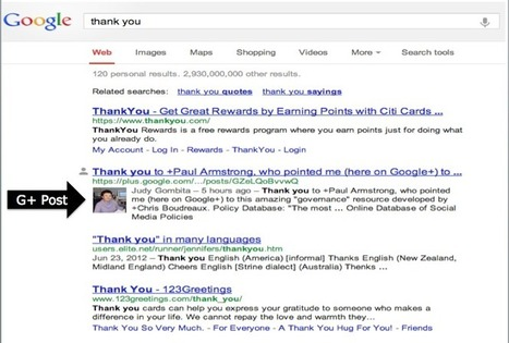 Google Plus for Business: Does It Matter if Your Friends Use It? | All things Google+ | Scoop.it