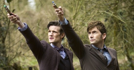 How the Internet Saved 'Doctor Who' [Happy Birthday Doctor!] | emergent-complexity | Scoop.it