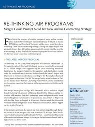 Rethinking Air Programs   White Papers   Scoop.it
