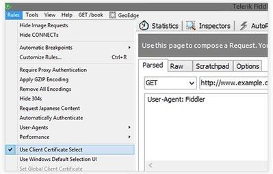 Add Ons - Fiddler Web Debugging Proxy - Telerik