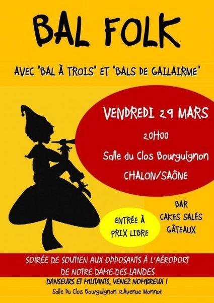 #zad #nddl Info du vendredi 29 mars | Occupy Belgium | Scoop.it