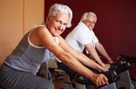 Un peu d'aérobie pour préserver la santé mentale des seniors | Sport et santé | Scoop.it