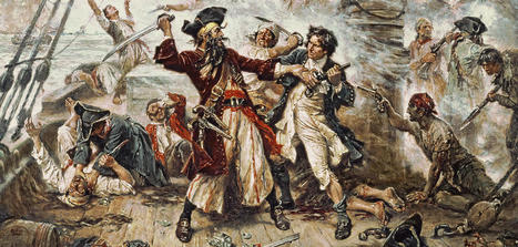 The Truth about Pirates | Archaeology & Archaeological News | Scoop.it