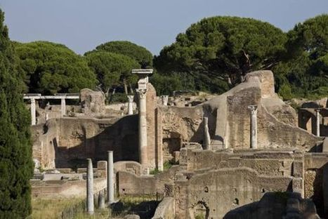 El puerto de Ostia Antica era tan grande como Pompeya | Ollarios | Scoop.it