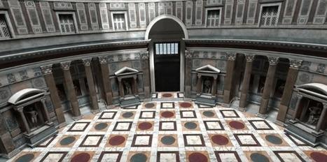 Roma en 3D, un viaje en el tiempo | Rincón didáctico de Ciencias Sociales | Recursos Educativos para ESO, Geografía e Historia | Scoop.it
