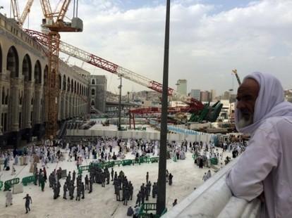 Le roi d'Arabie sanctionne le groupe BinLaden après la chute de la grue à La Mecque - Entreprises de BTP | Bâtiment & réglementations | Scoop.it