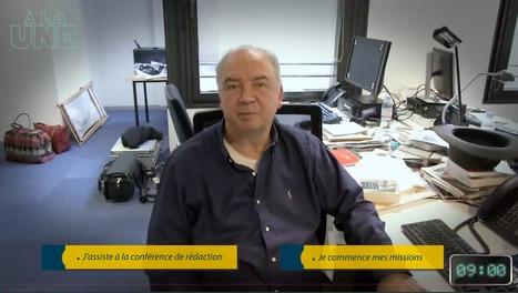 A_la_une | Interactive & Immersive Journalism | Scoop.it