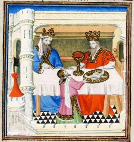 El acto de canibalismo que dio origen al Imperio Persa | Cultura Clásica | Scoop.it