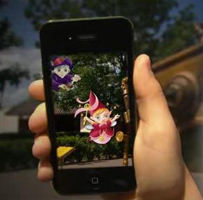 Rabobank en Efteling passen samen augmented reality toe   Kinderen en interactieve media   Scoop.it
