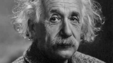 The voice of Albert Einstein | CLIL-DNL History | Scoop.it