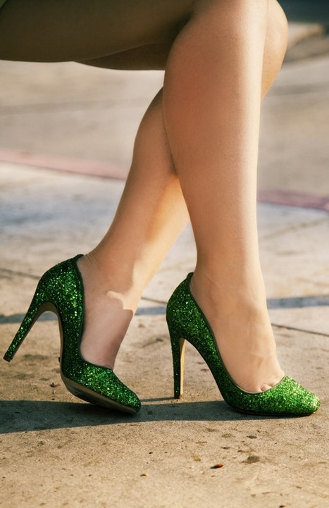 Green… by Amber Sakai and Jerome Rousseau | THE LOS ANGELES FASHION | Best of the Los Angeles Fashion | Scoop.it