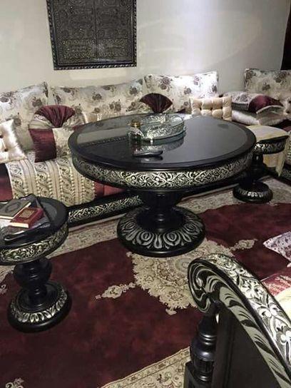 salon arabe - Salons Marocains | salon marocain...