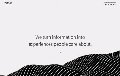 Tendances et nouveautés du web design pour 2017 | Geeks | Scoop.it