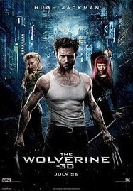 The Wolverine - Hindi - BRRip | Free Download L