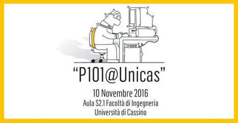 P101@Unicas: appuntamento con De Sandre il 10 novembre 2016 | seeweb | Scoop.it