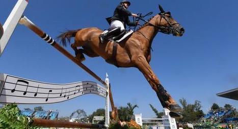 JO 2016 : une deuxième médaille pour le cheval calaisien Sydney Une Prince ? - Accueil - Nord Littoral   Cheval et sport   Scoop.it
